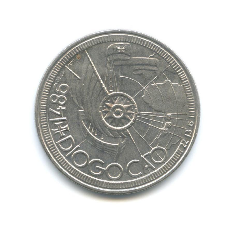 100 эскудо — Золотой век открытий - Диогу Кан 1987 года (Португалия)