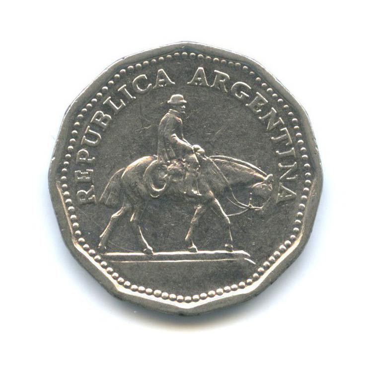 10 песо 1966 года (Аргентина)