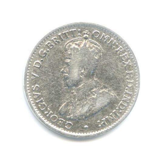 3 пенса - Георг V 1934 года (Австралия)