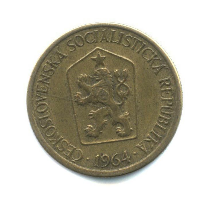 1 крона 1964 года (Чехословакия)