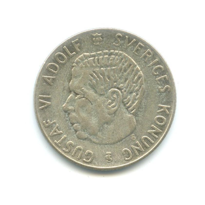1 крона 1956 года (Швеция)