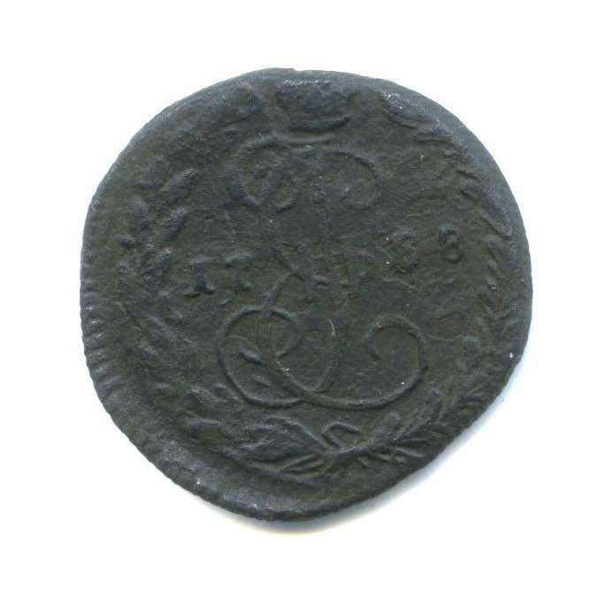 Денга (1/2 копейки) 1788 года (Российская Империя)
