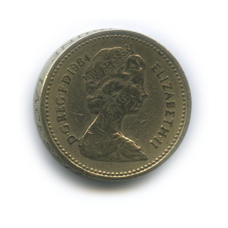 1 фунт 1984 года (Великобритания)
