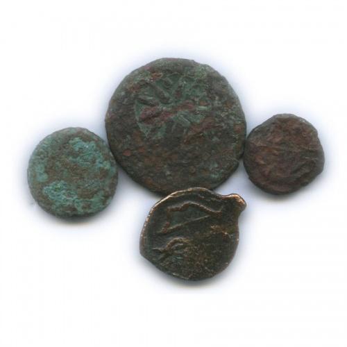 Набор монет - Пантикапей (275-80 в. до н. э.)