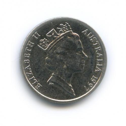 5 центов 1997 года (Австралия)