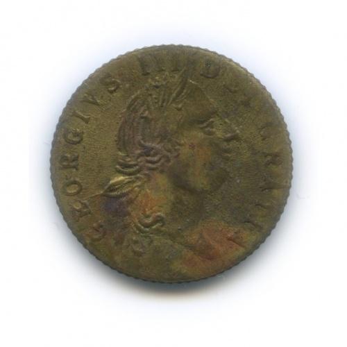 Жетон игровой «1 гинея 1788, Великобритания»