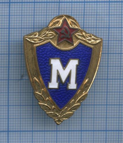 Знак армейский «Мастер» (СССР)