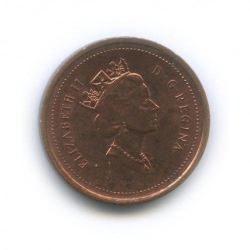 1 цент 2000 года (Канада)