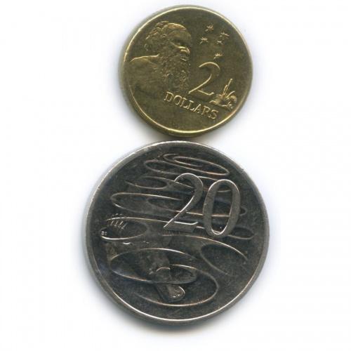 Набор монет 2010 года (Австралия)