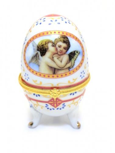 Шкатулка «Яйцо» (10 см)