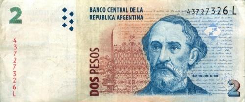 2 песо (Аргентина)