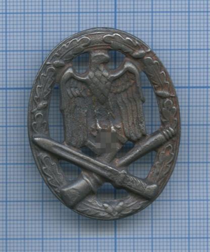 Знак «Заатаку» (Германия (Третий рейх))