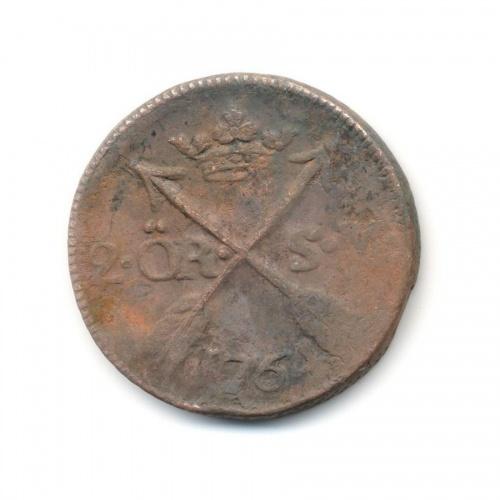 2 эре 1764 года (Швеция)