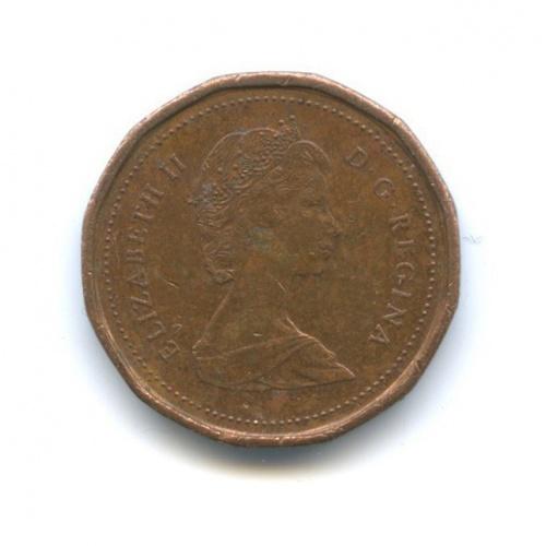 1 цент 1989 года (Канада)