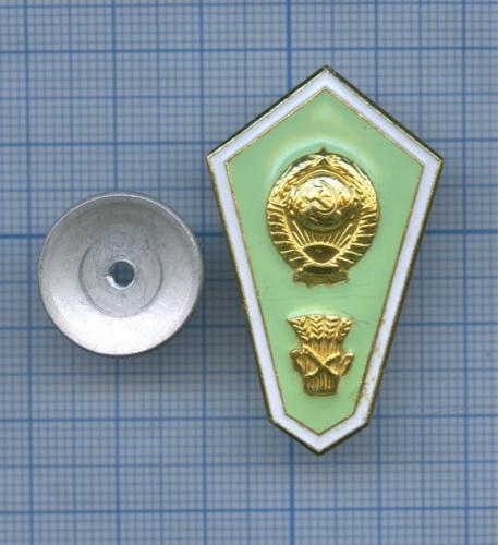 Знак «Обокончании училища» ЛМД (СССР)