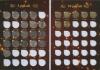 Набор монет 5 рублей, 10 рублей «Современные рубли» (вальбоме) СПМД, ММД (Россия)