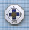 Знак «MKL» 1927 года