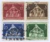 Набор почтовых марок «Когресс местных властей вМюнхене» (полная серия) 1936 года (Германия (Третий рейх))