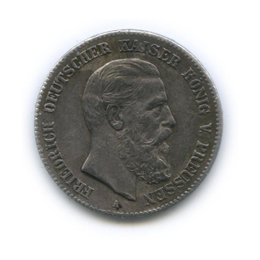 Жетон «2 марки 1888 - Фридрих I, Пруссия» (копия)
