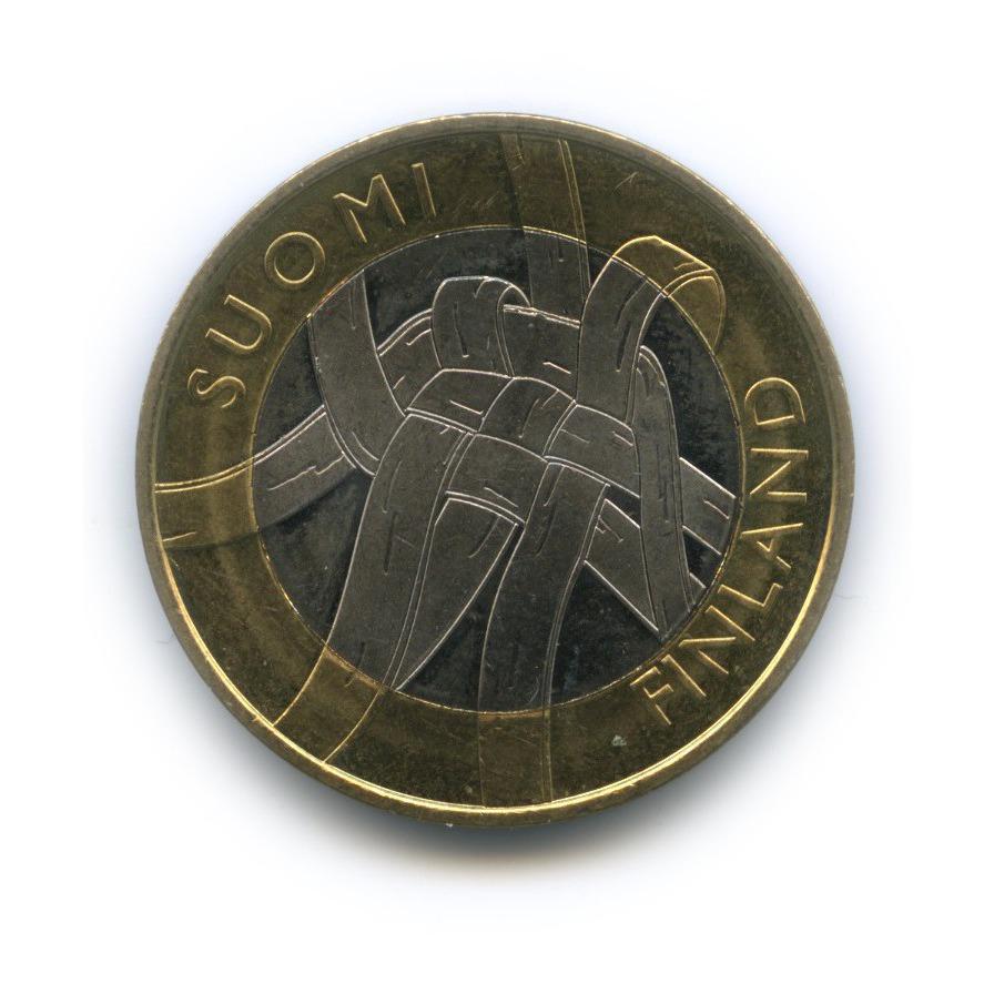 5 евро — Исторические регионы Финляндии - Карелия 2011 года (Финляндия)