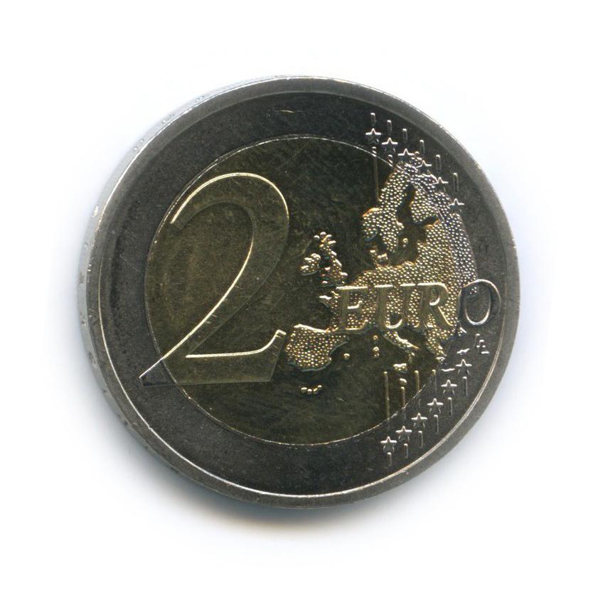2 евро - 25-летие объединения Германии 2015 года J (Германия)