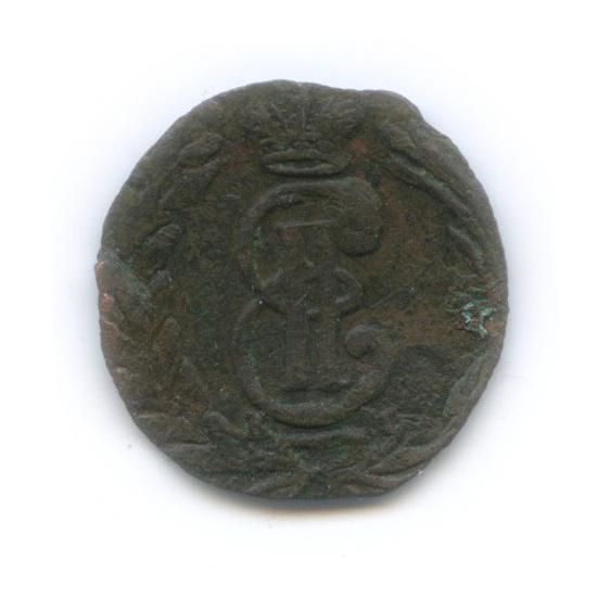 Полушка (1/4 копейки) 1770 года КМ (Российская Империя)