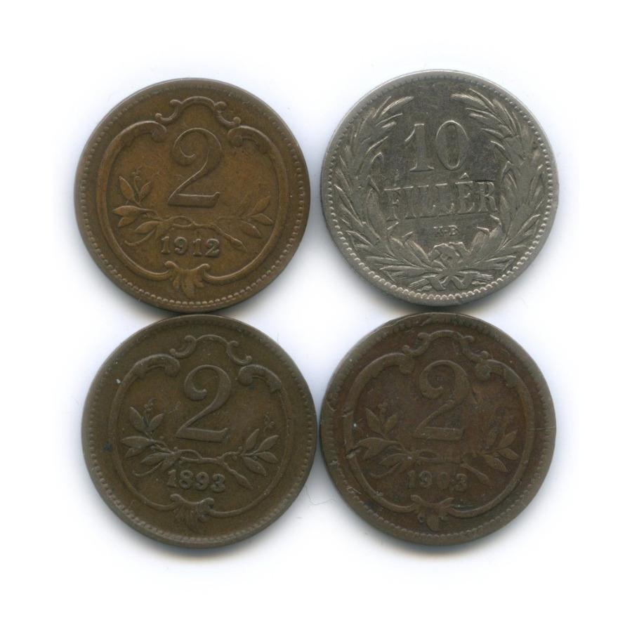 Набор монет (Венгрия)