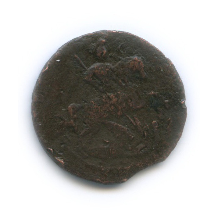 Денга (1/2 копейки) 1759 года (Российская Империя)