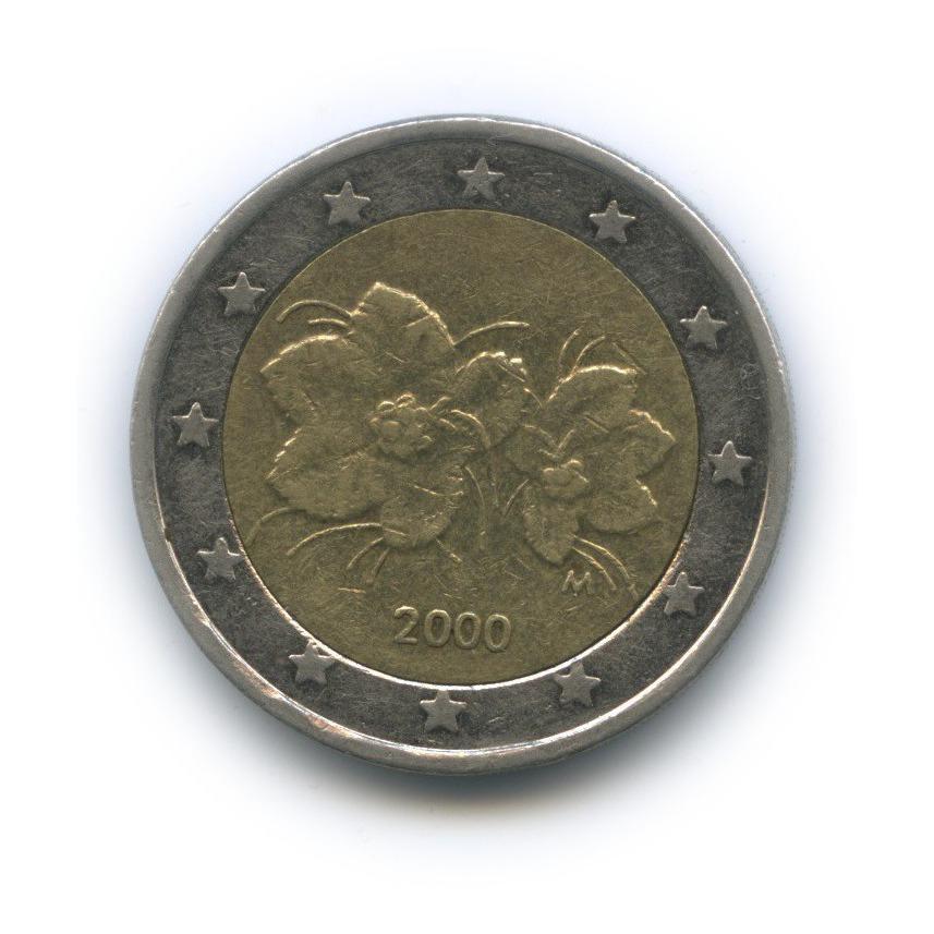 2 евро 2000 года (Финляндия)