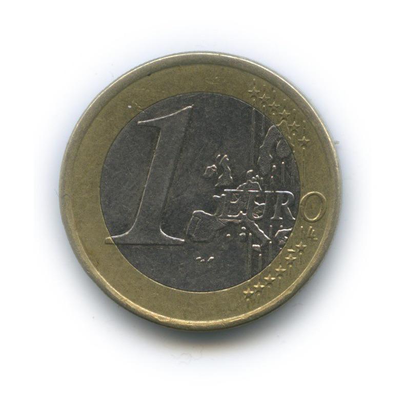 1 евро 2002 года S (Греция)