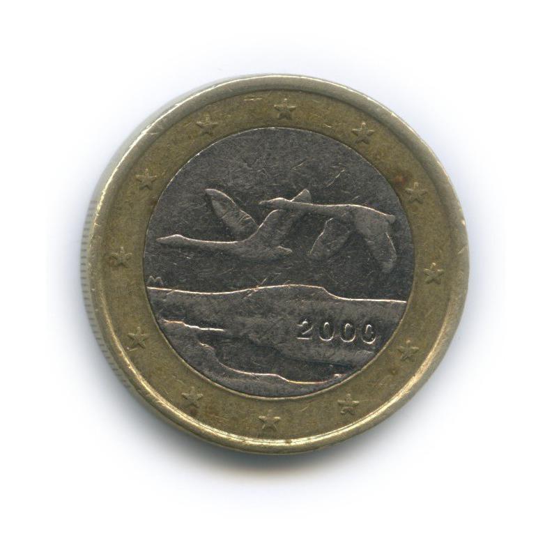 1 евро 2000 года (Финляндия)