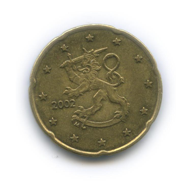 20 центов 2002 года (Финляндия)