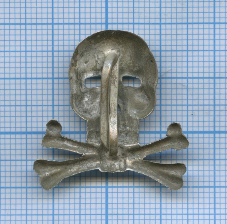 Кокарда «Корниловский ударный полк» - реплика (Российская Империя)