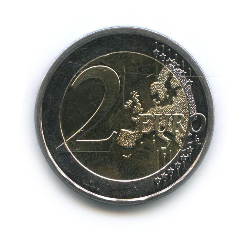 2 евро - 90 лет содня смерти писателя Эйно Лейно 2016 года (Финляндия)