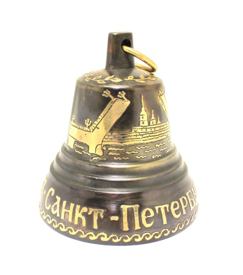 Колокольчик «Санкт-Петербург» (9 см)