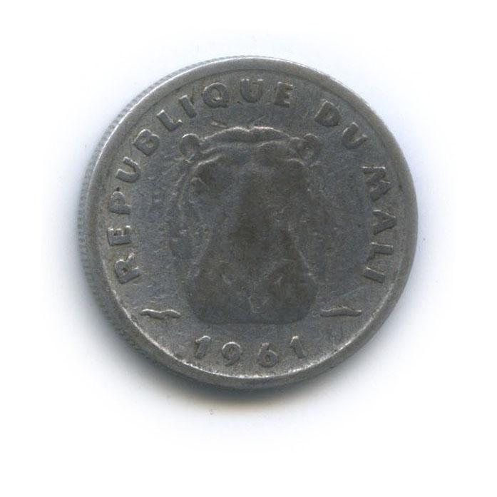 5 франков (Мали) 1961 года