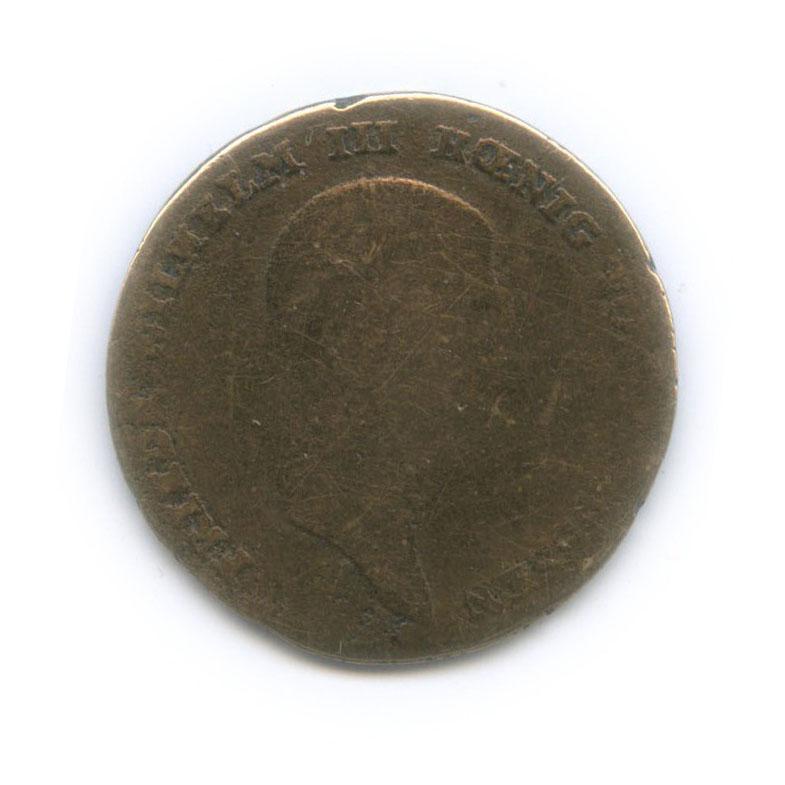 1/6 талера - Фридрих Вильгельм III (1809-1818 гг., Пруссия)