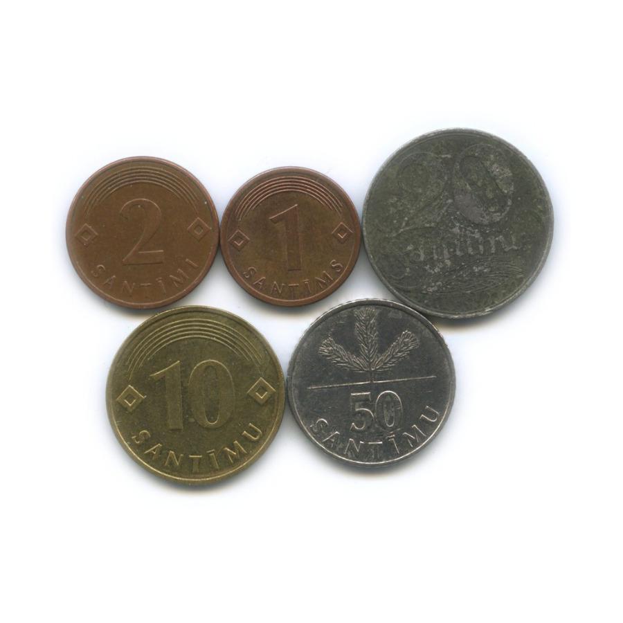 Набор монет (Латвия)