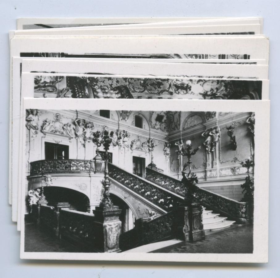 Набор открыток «Одесский театр оперы ибалета» (12 шт.) (Украина)