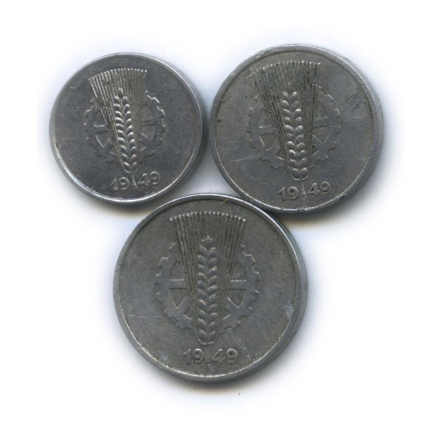 Набор монет 1949 года (Германия)