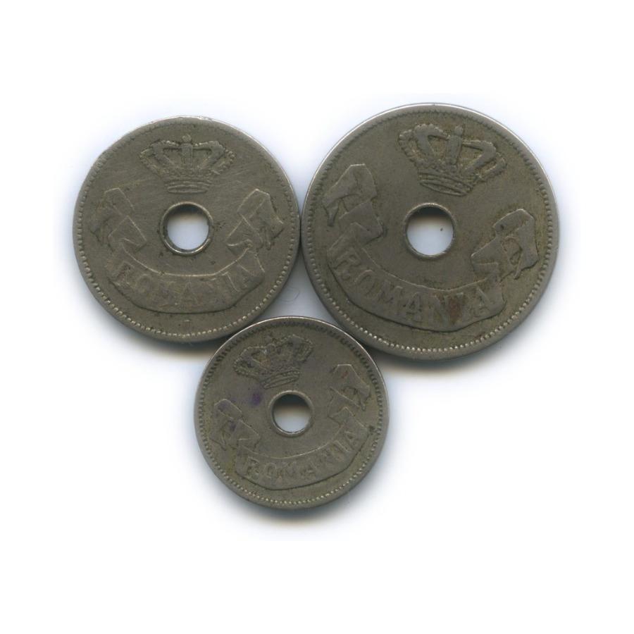 Набор монет 1906 года (Румыния)