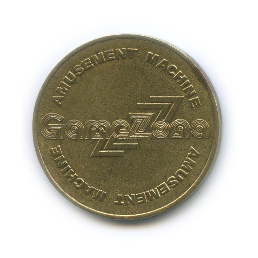 Жетон игральный «Game Zona» ММД (Россия)