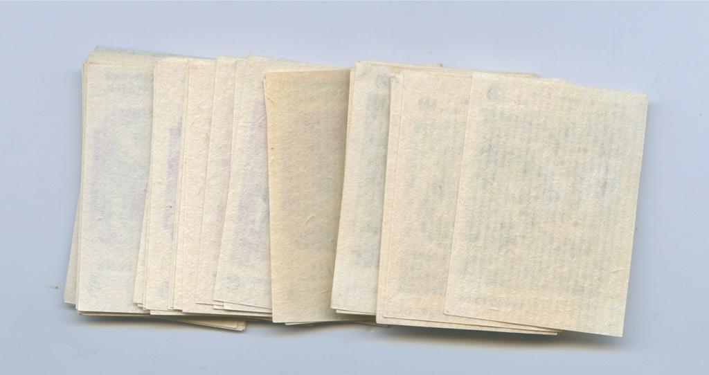 Набор спичечных этикеток (78 шт.) (СССР)