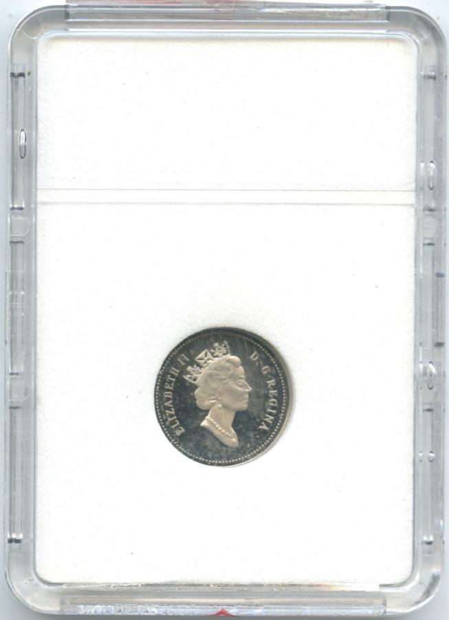 10 центов 1995 года (Канада)