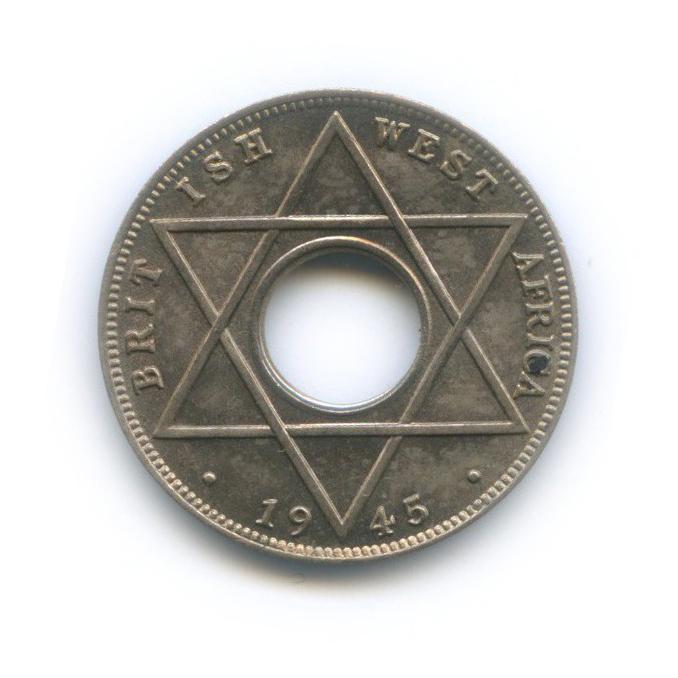1/10 пенни, Британская Восточная Африка 1945 года