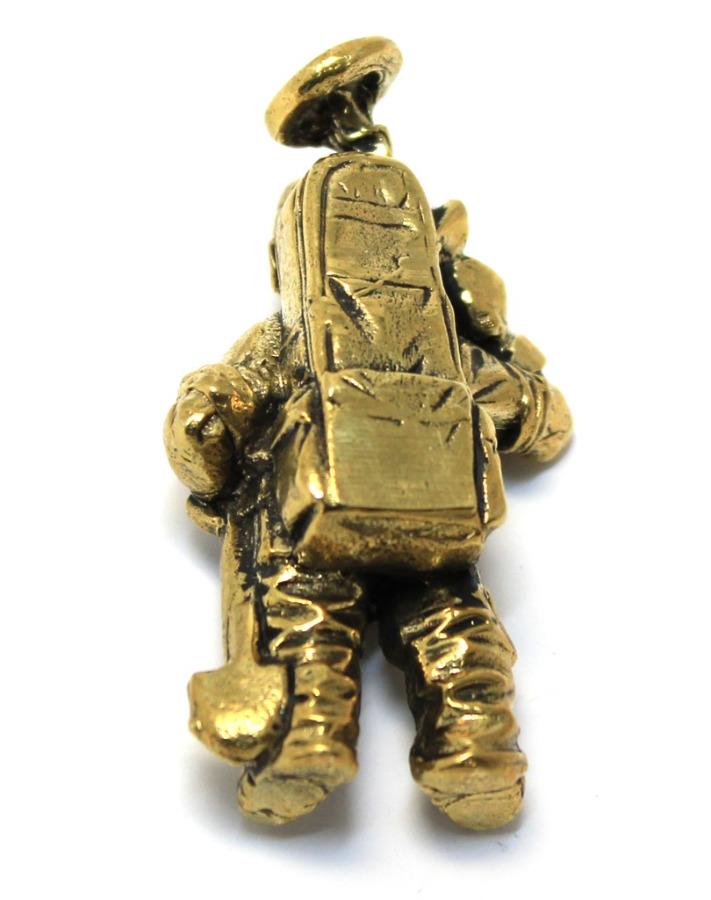 Фигурка «Кладоискатель» (бронза, 5 см)