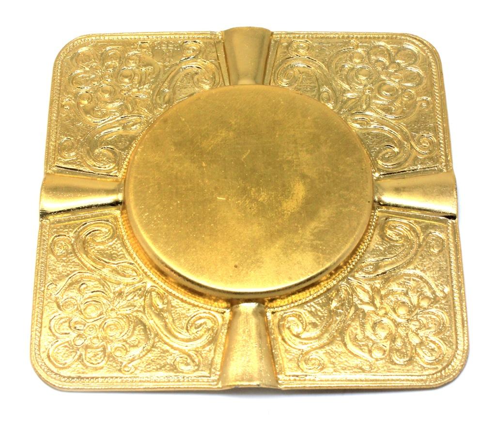 Пепельница (эмаль, 11×11,3 см)