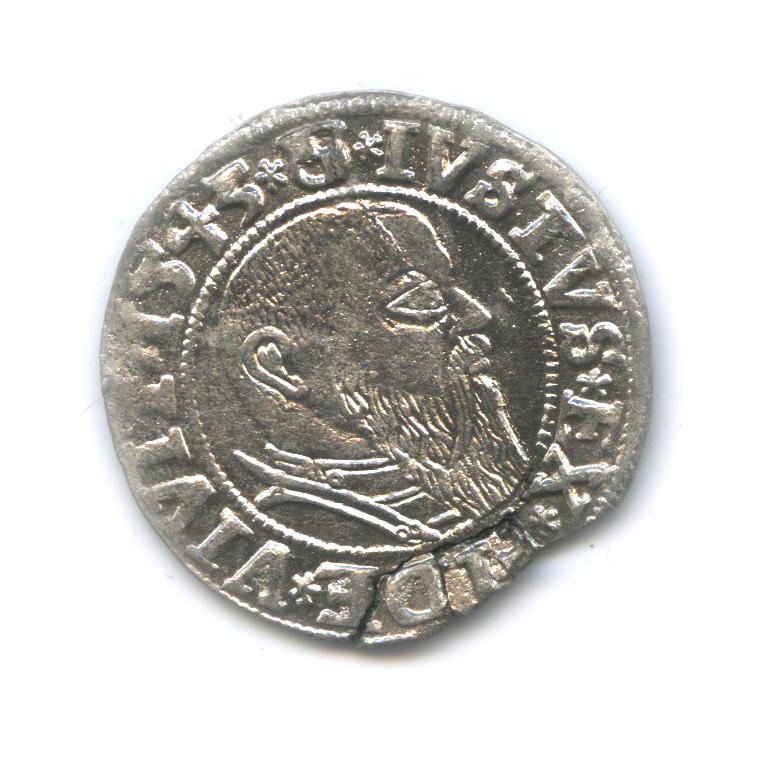 1 грош - Альбрехт, Пруссия 1543 года