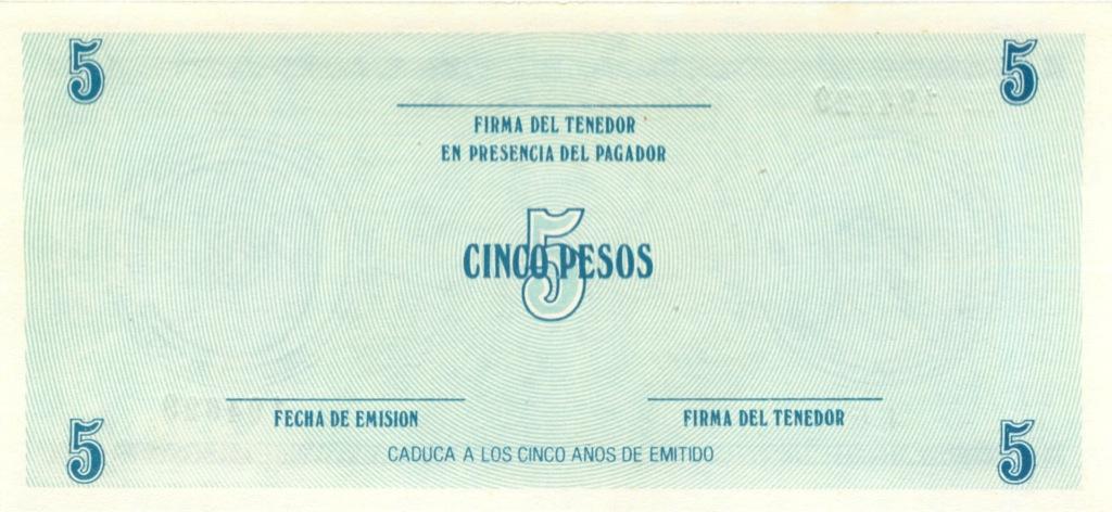 5 песо (Куба)