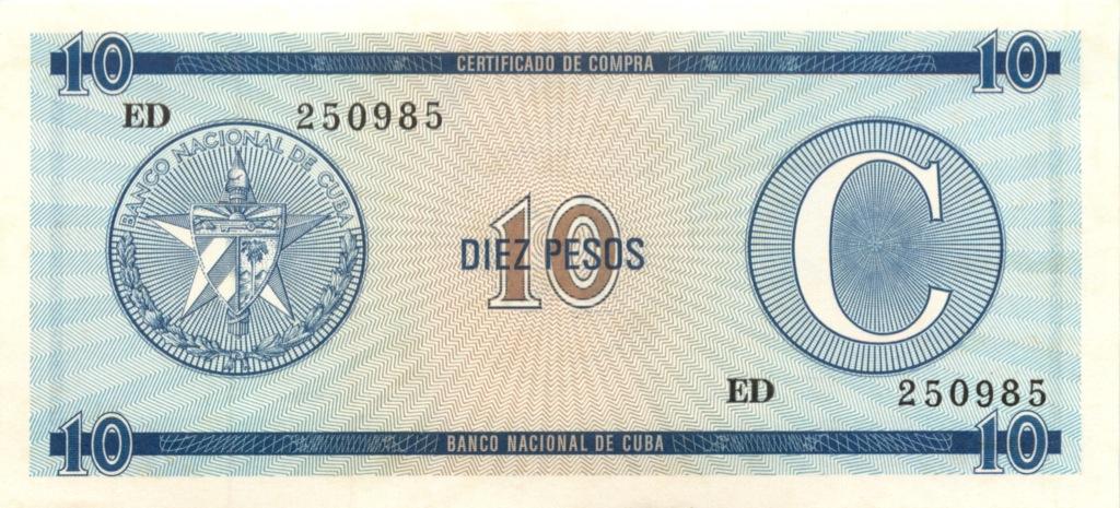 10 песо (Куба)